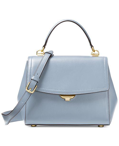 1c8d2f5f7b440d Michael Kors Ava Top-Handle Satchel & Reviews - Handbags ...