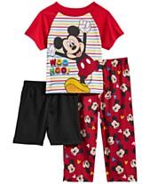 61d9e6ade287 Pajamas Toddler Boy Clothes - Macy s