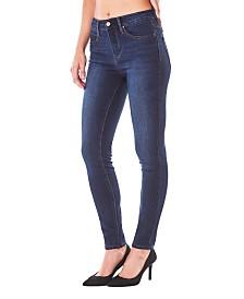 Nicole Miller New York LUXE Soho Hi-Rise Skinny Jeans
