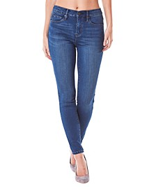 New York LUXE Soho Hi-Rise Skinny Jeans