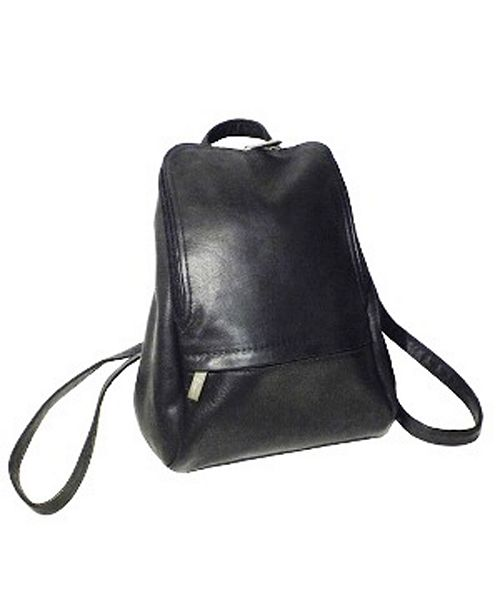 "Royce Leather Royce 10"" Tablet Backpack in Colombian Genuine Leather"