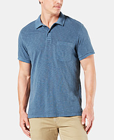 Dockers Men's Alpha Pocket Polo
