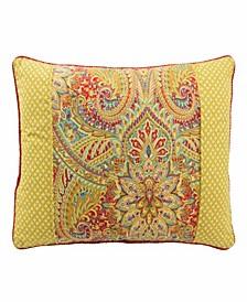 Swept Away Reversible Oblong Decorative Pillow