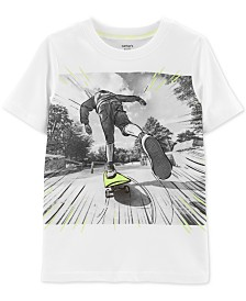 Carter's Little & Big Boys Graphic T-Shirt