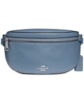 1283484a5d39 COACH Fanny Pack in Pebble Leather