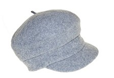 Bryce Merino Wool Newsboy Hat
