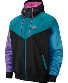 pretty nice c3a48 b2c34 Nike Mens Sportswear Windrunner Jacket