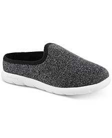 Zenz from Isotoner Women's Heather Knit Low Back Slip-On