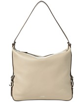 783d0c9d9a Lauren Ralph Lauren Cornwall Pebbled Leather Slouch Hobo