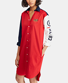 Polo Ralph Lauren CP-93 Cotton Dress