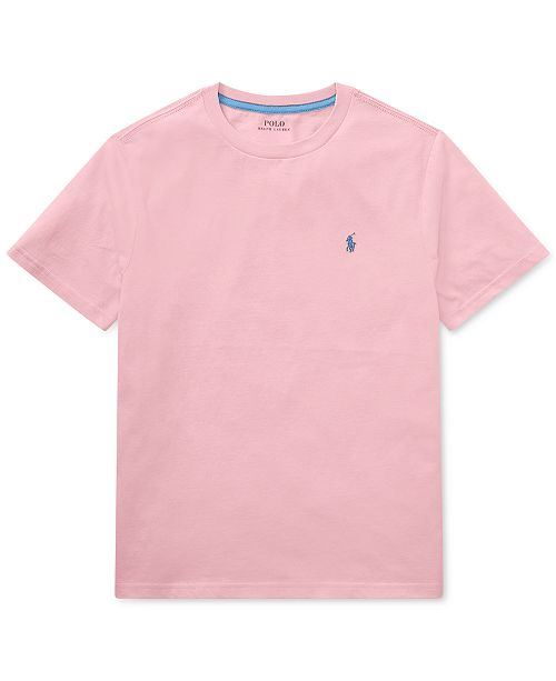 Polo Ralph Lauren Big Boys Cotton T-Shirt