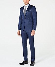 HUGO Men's Slim-Fit Stripe Suit Separates