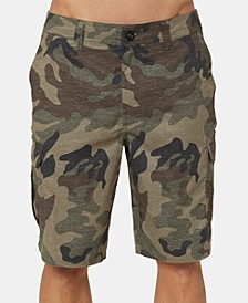 "Men's Ranger Cargo 21"" Hybrid Shorts"