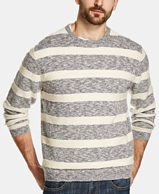 Weatherproof Vintage Men's Stripe Sweater