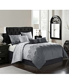 Harwick 7-Piece King Comforter Set