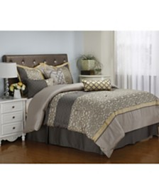 Joseline 7-Piece Queen Comforter Set