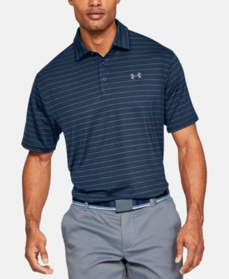 Men's Varied Stripes Playoff Polo