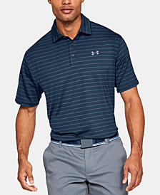 Under Armour Men's Playoff Polo Collection