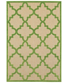 "Cayman 660 1'10"" x 3'3"" Indoor/Outdoor Area Rug"