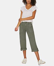 Sanctuary Explorer Pocket Cropped Pants