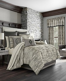 J Queen Brandon California King Comforter Set