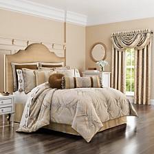 J Queen Gianna California King Comforter Set