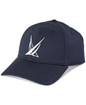 f50ceb30d4b Nautica Men s Blue Sail Baseball Cap