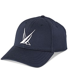 Nautica Men's Blue Sail Baseball Cap, Created for Macy's