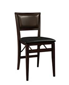 Kiera Folding Chair Set of 2