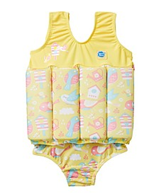Girl's Float Suit Swimming