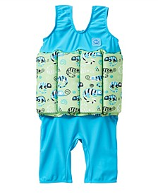 Boy's Short John Float Suit Swimming