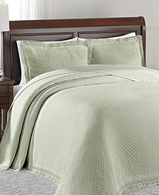 Woven Jacquard King Bedspread