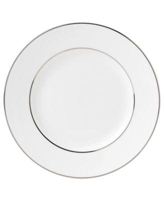 Signet Platinum Appetizer Plate