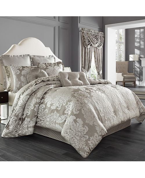 J Queen New York Five Queens Court Carly Bedding Collection