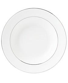 Signet Platinum Rim Soup Bowl
