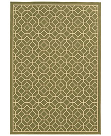 "Riviera 4771 7'10"" x 10'10"" Indoor/Outdoor Area Rug"