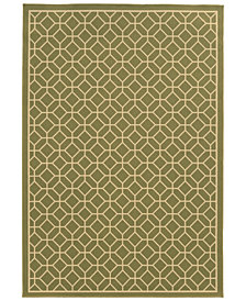 "Oriental Weavers Riviera 4771 2'5"" x 4'5"" Indoor/Outdoor Area Rug"