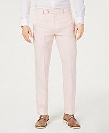 Lauren Ralph Lauren Men's Classic-Fit Linen Dress Pants
