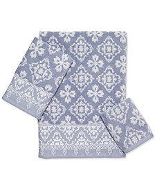 "CLOSEOUT! Laurel Cotton 16"" x 28"" Hand Towel"
