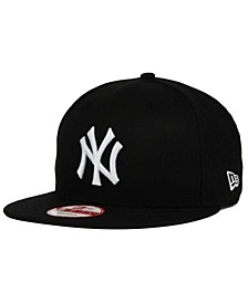 New York Yankees B-Dub 9FIFTY Snapback Cap