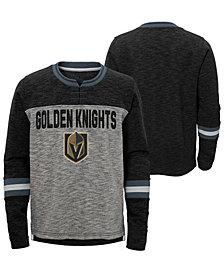 Outerstuff Vegas Golden Knights Future Classic Crew Sweatshirt, Big Boys (8-20)