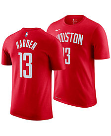 Nike Men's James Harden Houston Rockets Earned Edition Player T-Shirt