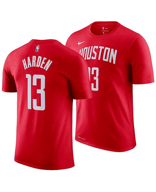 competitive price 876e3 42df6 Nike Men's James Harden Houston Rockets Earned Edition ...