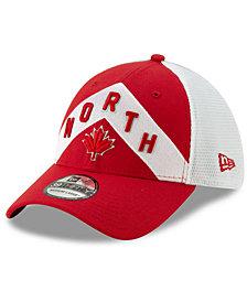 New Era Toronto Raptors Earned Edition 39THIRTY Cap