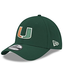 New Era Miami Hurricanes College Classic 39THIRTY Cap