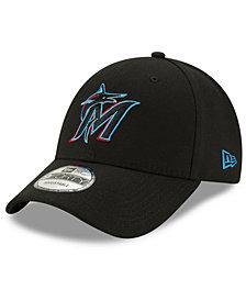 New Era Miami Marlins League Classic 9FORTY Adjustable Cap