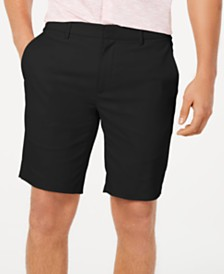 "Alfani Men's AlfaTech Stretch Waistband 9"" Shorts, Created for Macy's"