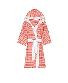 Organic Cotton Jersey Knit Robe