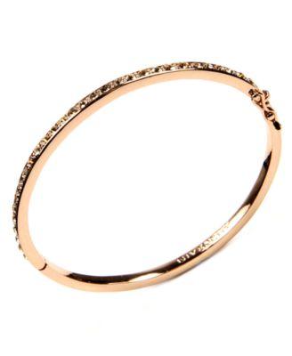 Givenchy Bracelet Silk Swarovski Element Bangle Fashion Jewelry Watches Macy S