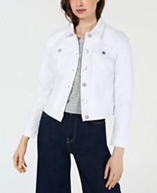 Maison Jules Denim Jacket, Created for Macy's